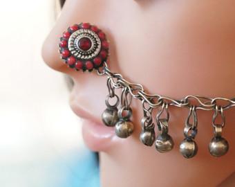 afghan piercing