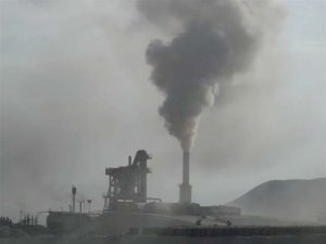Pollution in afghanistan